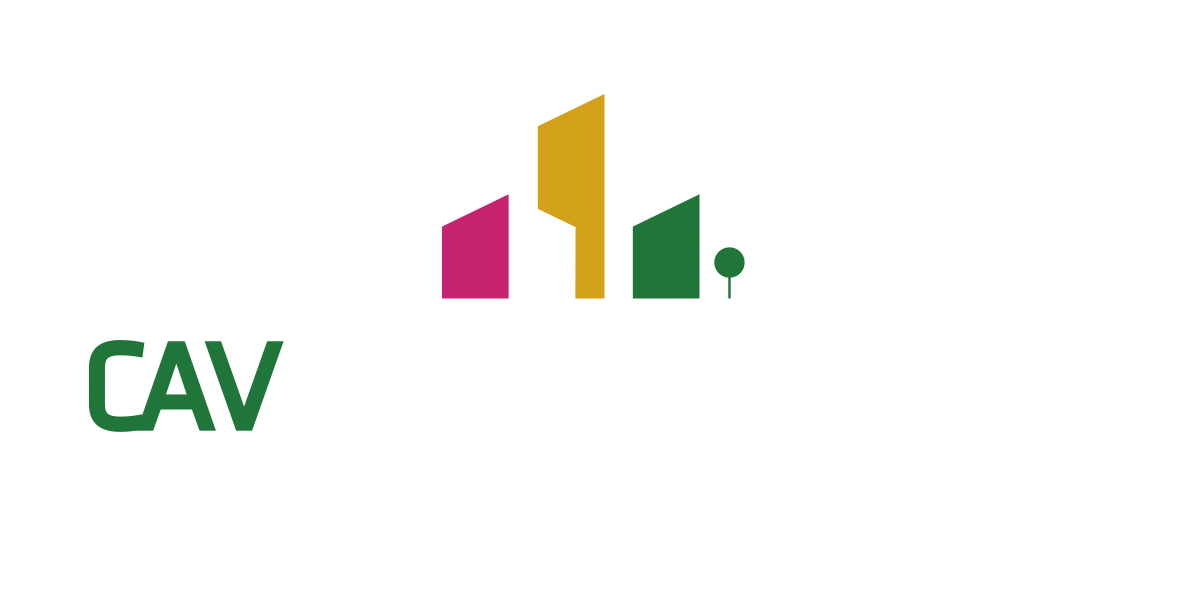 Logo CAV CONSTRUCTION